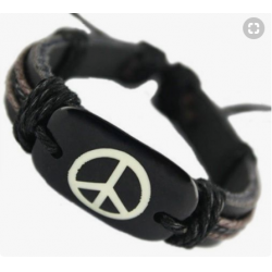 Bracelet Peace and Love / réf 312