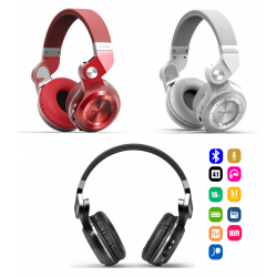 Casque bluetooth BLUEDIO T2S ID 384