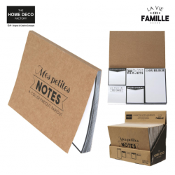 Carnet notes adhésives ID 572