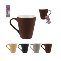 Lot de 4 mug So Soft ID 792