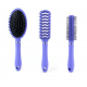 Lot de 3 brosses à cheveux ID 798