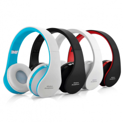 Casque bluetooth pliable