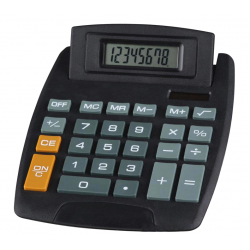 Calculatrice 19 x 14 cm écran inclinable ID 937
