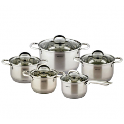 Ensemble Faitouts et casserole 10pcs ID 1034