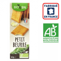 Biscuits petit beurre BIO. France 167grs ID 1064