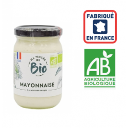 Mayonnaise BIO France 185grs ID 1098