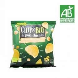 Chips aux pois chiches BIO 60grs ID 1141
