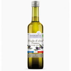 Huile d'olive extra vierge BIO 100% Française 50cl ID 1207