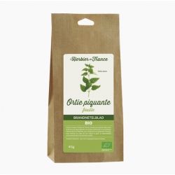 Ortie Piquante feuille BIO 40 grs ID 1219