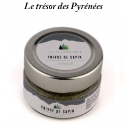 Poivre de sapin BIO pure tradition Catalane ID 1463