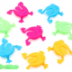 Grenouille sauteuse lot de 4